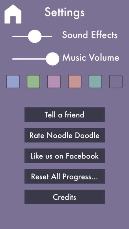 Noodle Doodle™ screenshot-4