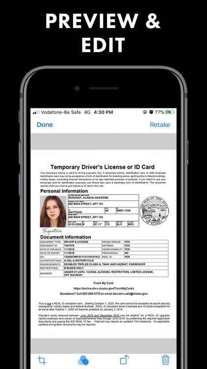 eFax – send fax from iPhone screenshot-6