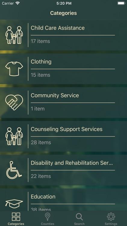 CoHO Resource App