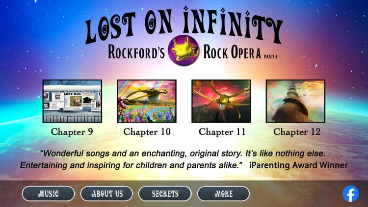 Lost on Infinity – Story – 3