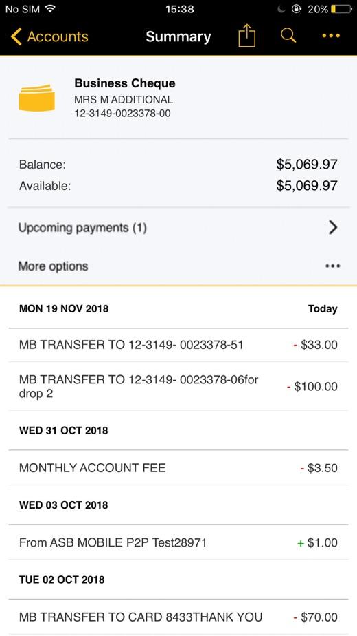 ASB Mobile Banking】版本记录- iOS App版本更新记录|版本号