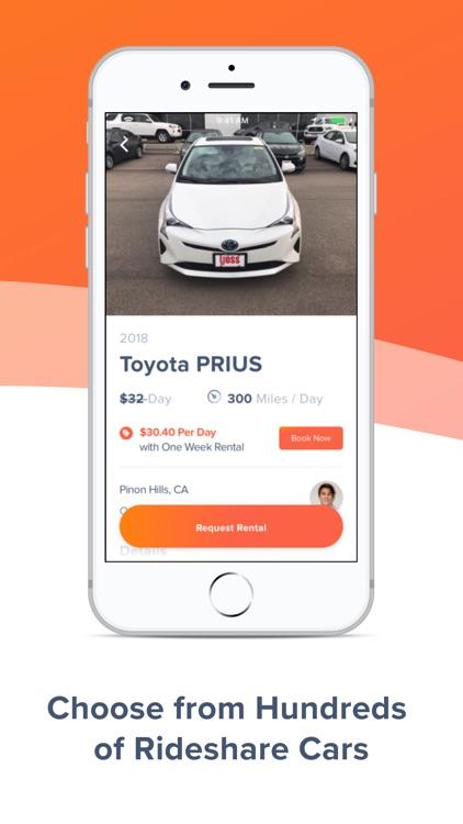 HyreCar: Rideshare Car Rentals screenshot-3