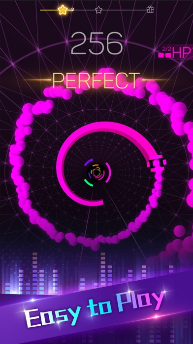 Smash Colors 3D: Rush Circles screenshot 2