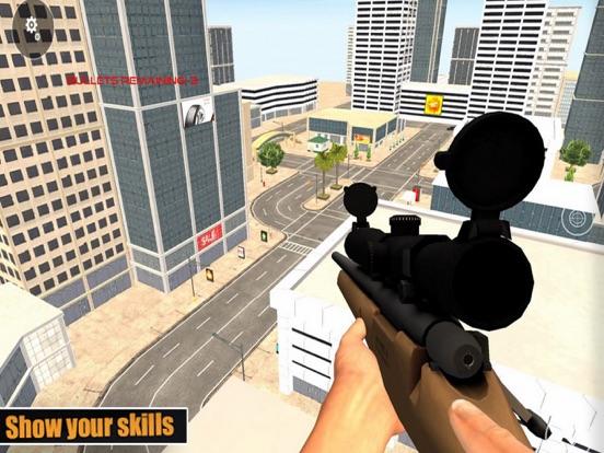 Hunter Mafia City 3D screenshot 4