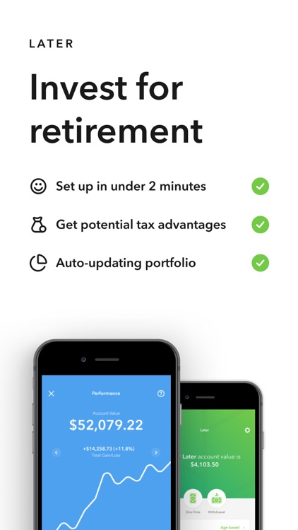 Acorns: Invest Spare Change screenshot-3