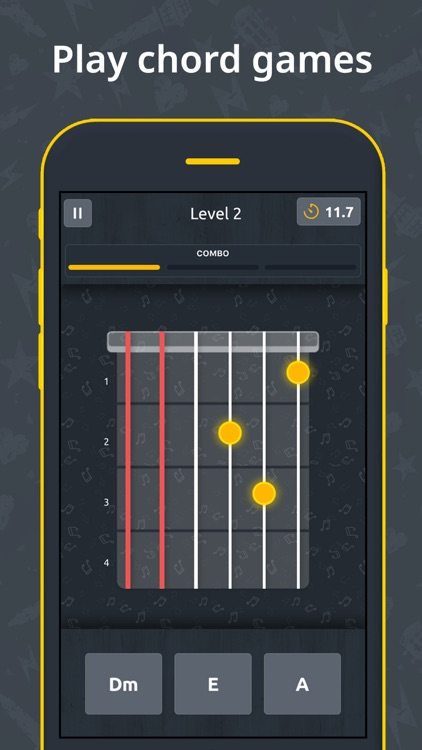 Guitar Tuner - Ukulele & Bass screenshot-4
