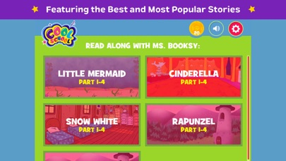 Cool School: Reading Stories