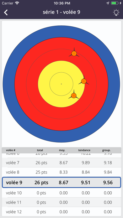 download iArcheryStats apps 7
