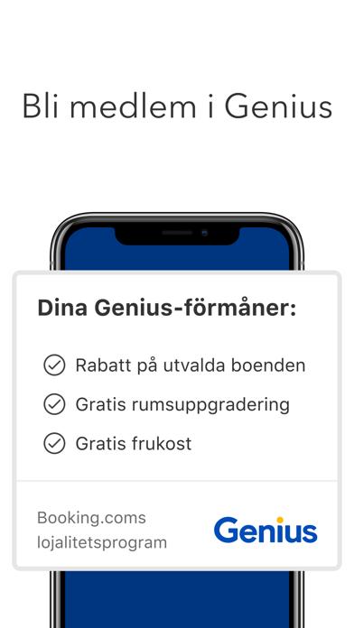 Booking.com – reseerbjudanden på PC