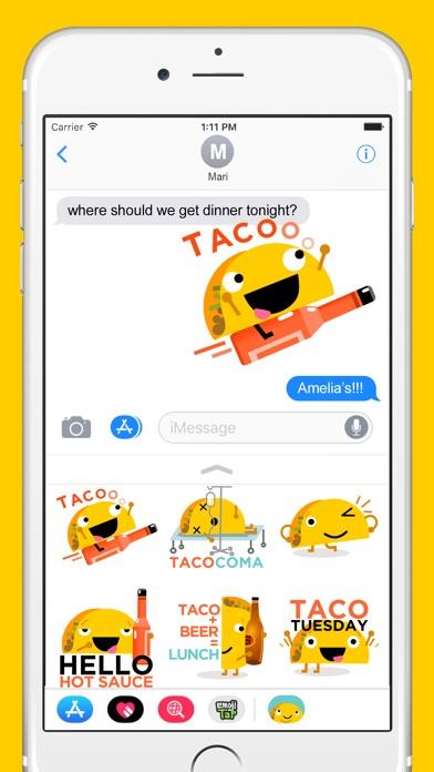 Screenshot for Taco-Taco in Viet Nam App Store