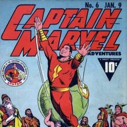 Captain Marvel AKA Shazam 1941