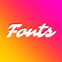 Fonts Fancy - Cool Keyboard