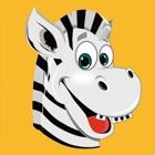 快乐斑马 icon