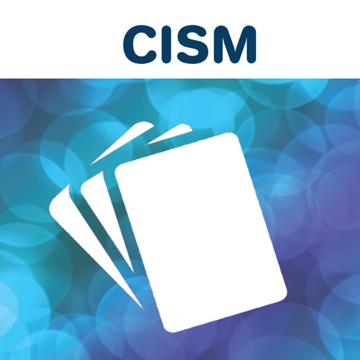 CISM Flashcards