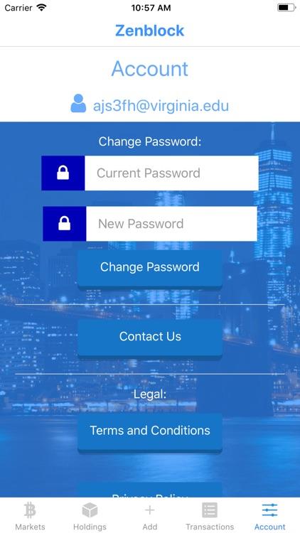 Zenblock Dashboard screenshot-6