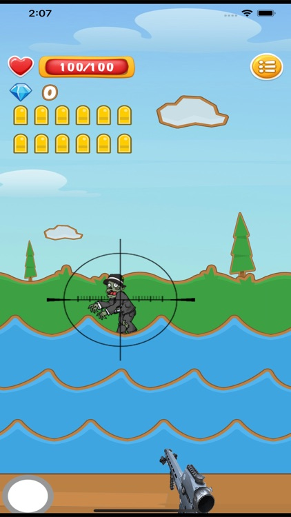 Zombie DaDaDa-shooting games