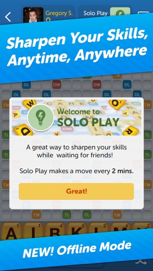 words with friends hook up