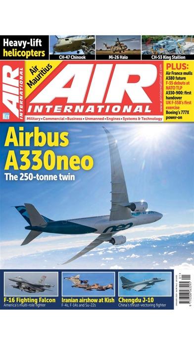 download AIR International Magazine apps 2