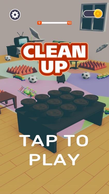 Vacuum Clean Up 3D screenshot-4