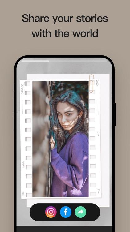 Insta Story Editor & Collage screenshot-6