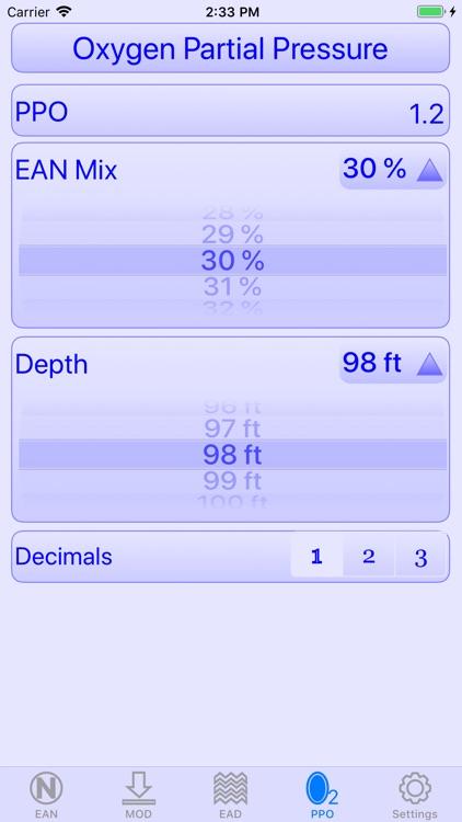 Nitrox Helper screenshot-7