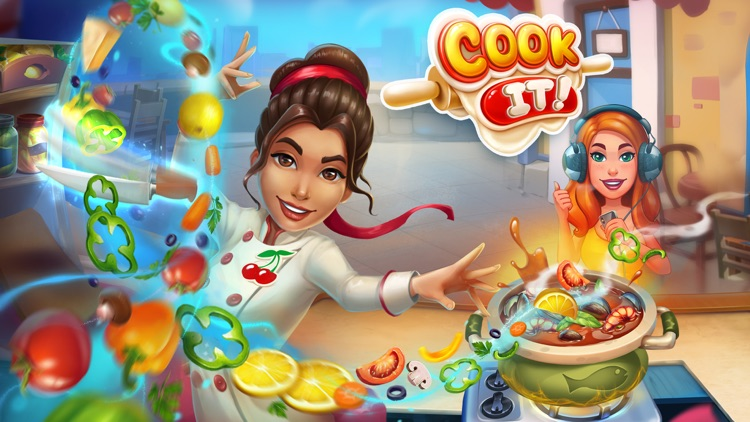 Cook It: Cooking-Frenzy Game screenshot-0