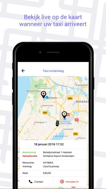 iZoof Electric Taxi screenshot-3