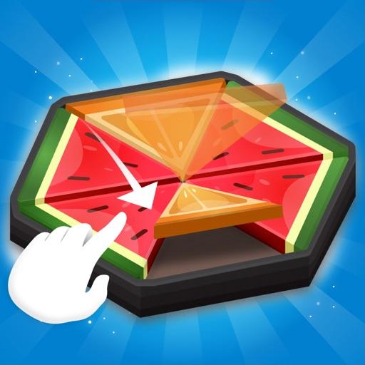 Fruitzle - Folding Hexa Blocks