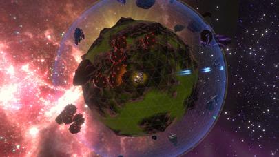 Скриншот №6 к Orbital InvadersGalaxy Attack