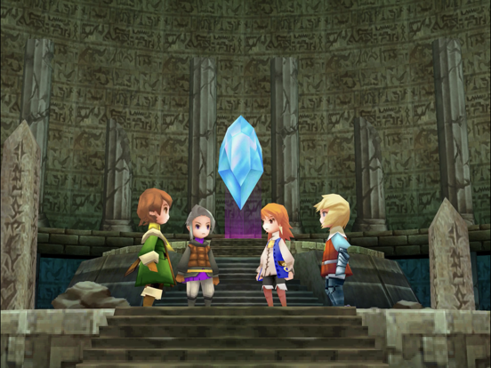 FINAL FANTASY III for iPadのおすすめ画像4