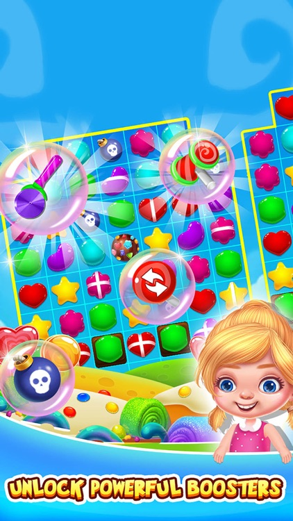 Candy Blast - Match 3 Games