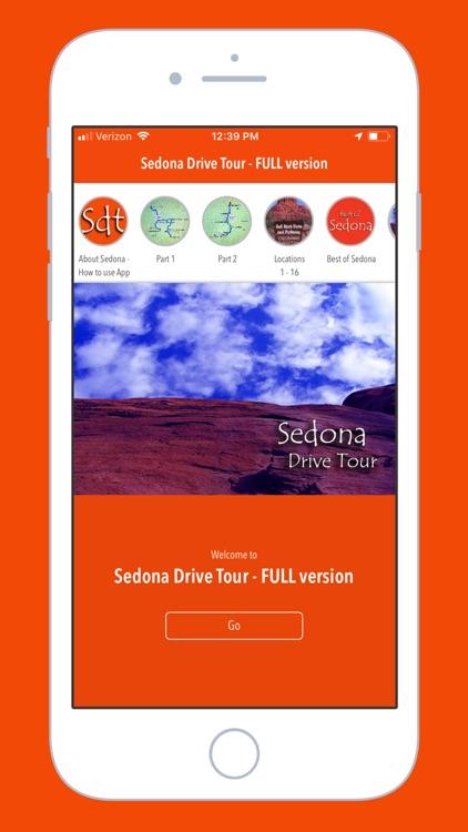 Sedona Drive Tours