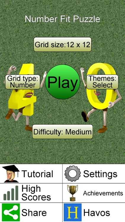 Number Fit Puzzle screenshot-3