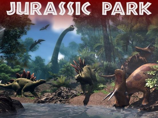 VR Jurassic - Dino Park Cardboard 360 Simulator screenshot