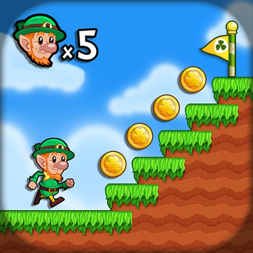 Lep's World 2 - Running Games