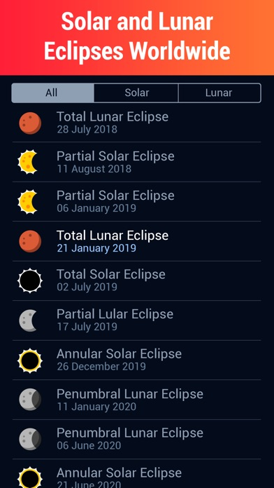 Eclipse Guide screenshot 3