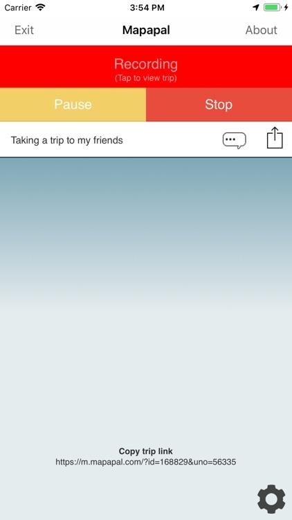 Mapapal -Real Time GPS Tracker screenshot-5
