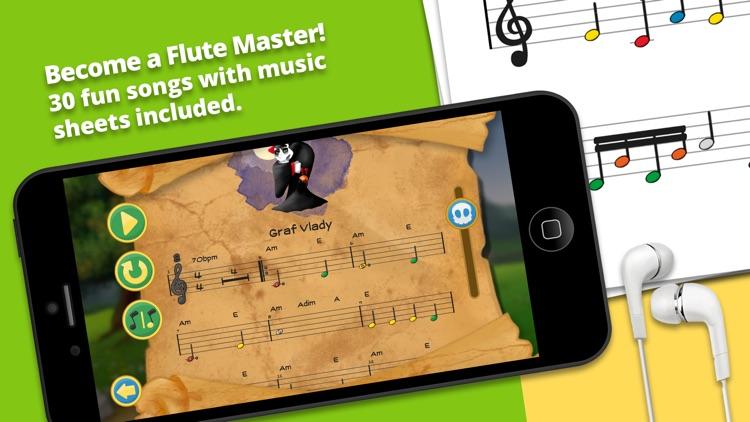 Flute Master for Schools screenshot-3