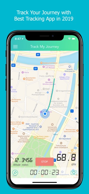 Track My Journey - Track Me on the App Store