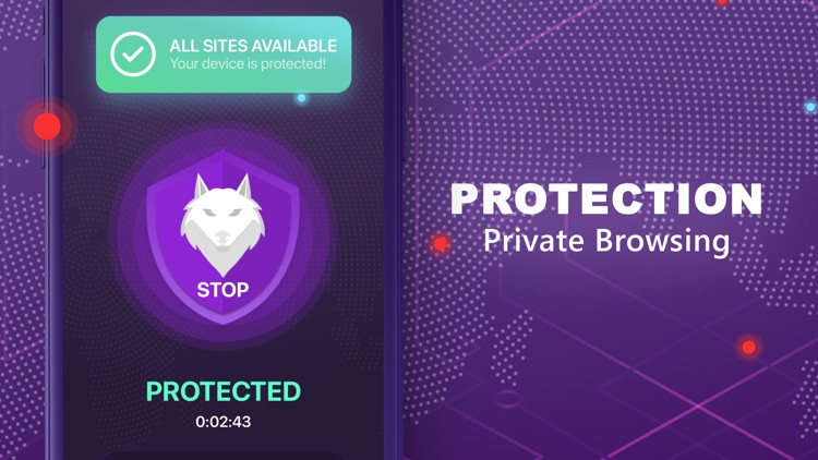Wolf Protection & Privacy VPN