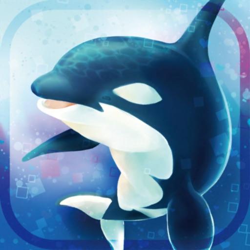 シャチ育成ゲーム3D