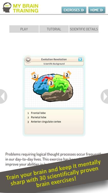 My Brain Training - Brain Game screenshot-3