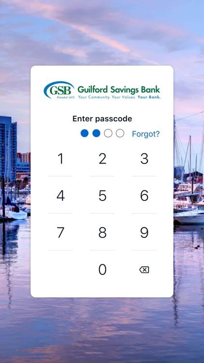Guilford Savings Bank Mobile screenshot-5