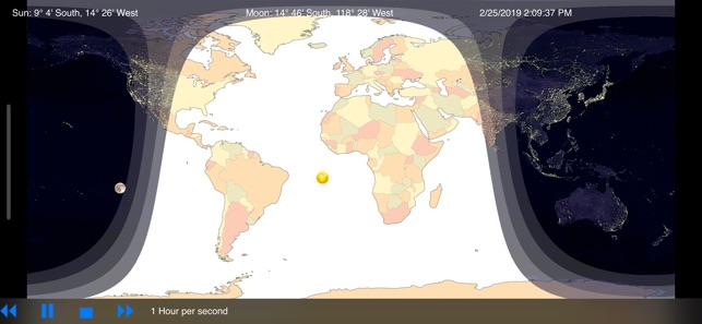 Day & Night – World Map on the App Store