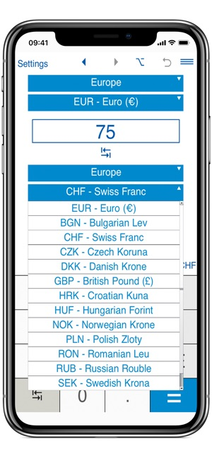 Multi Currency Converter 4