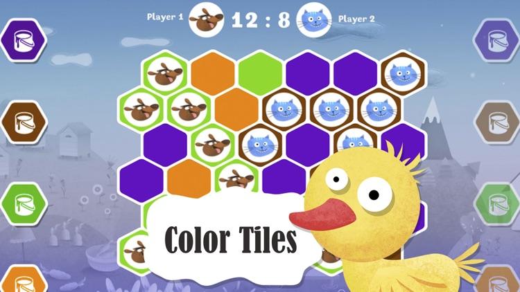 Fun on the Farm: 5 board games screenshot-4