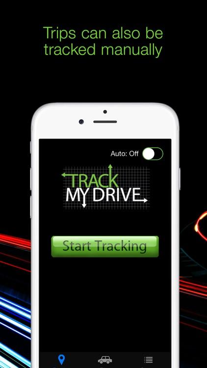 TrackMyDrive - Mileage Tracker screenshot-6