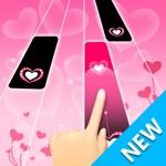 Magic Pink Tiles 3: Piano Game
