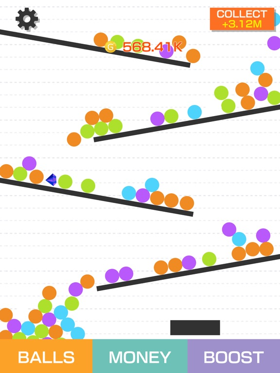 Idle Ball screenshot 7
