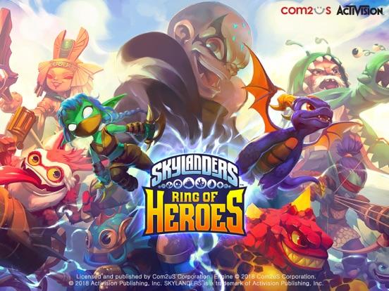 Skylanders™ Ring of Heroes screenshot #1
